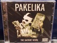 Pakelika - The Smoking Word CD SEALED kottonmouth kings kmk suburban noize srh