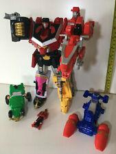 Power Rangers - Megazord - Pieces - Random Jumble - Red Ranger Key - Assortment