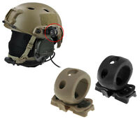 Tactical Clip Mount Adapter Helmet Military Flashlight Clamp for Fast Helmet