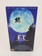 E.T. The Extra-Terrestrial (VHS, 1982) Rare Green & Black Collector Edition