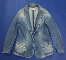 Wrangler jacket renee blazer S giacca donna usato jeans giacca luxury coat T3783