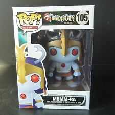 MUMM-RA THUNDERCATS FUNKO POP! figure VINYL Animation 105 Vaulted + case