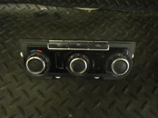 2008 VW GOLF 1.4 S 5DR MK6 HEATER CONTROL PANEL 3C8907336ZJ