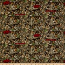 South Carolina Gamecocks NCAA Realtree Camouflage cotton fabric-$9.99/yard