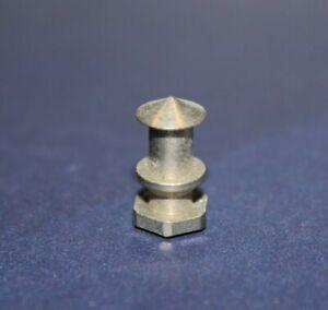Lionel Prewar Standard Gauge #9 #402 Nickel Whistle NOS
