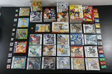 Nintendo Pokemon Platin Heartgold Soulsilver Diamant Weiss saphir rubin switch