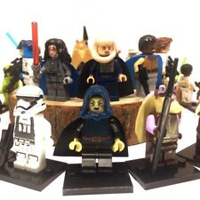 New 32 Pcs set  Star Wars Strom Trooper Leia army Yoda Mini figures fit Lego