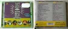 JUST THE BEST VOL. 43 / 38 O.-Hits - Xavier Naidoo,... 2003 Ariola DO-CD OVP/NEU