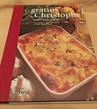 Christophe Felder - Les Gratins de Christophe - HC 2001 - Author SIGNED