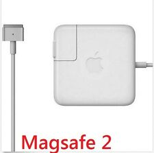"Apple 45W MagSafe 2 Charger Power Adapter Cord for 11"" & 13"" MacBook Air"