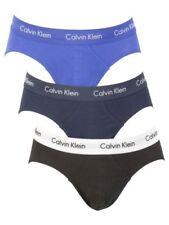 Boxer e intimo da uomo slip blu Calvin Klein