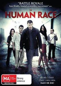 The Human Race (DVD, 2013)