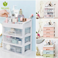 Mrosaa Organizer Cosmetic Drawer Makeup Storage Box Drawer Storage Case   PN1
