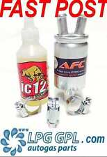 LPG Service Kit ic12 100ml & 12 x 12 x 12 Filter and Autogas Injector Cleaner