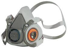 3M 6200 / 06962 Atemschutzmaske Halbmaske Maske Größe M Gas Partikel