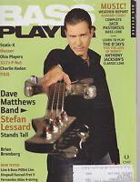 SEPT 2005 BASS PLAYER guitar music magazine STEFAN LESSARD - DAVID MATTHEWS BAND