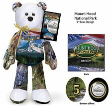 Mount Hood National Park Quarter bear by Limited Treasures #5 in Series