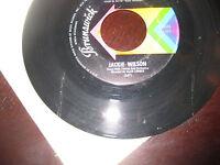 Jackie Wilson; Shake Shake Shake on 45