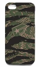 Famous Stars & Straps Tiger Camo Iphone 5/5S Phone Snap Case FSAS NIP