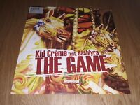 Kid Creme - The Game - Illegal Beats - Classic Funky House Vinyl