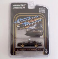 1/64 Greenlight Hollywood  Smokey and the Bandit 1977 Pontiac Trans Am