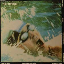 "ELVIS COSTELLO - IAN DURY - THAT SUMMER!  12""  LP (O791)"