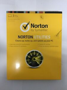 Norton Utilities Up to 3 PCs Email Delivery