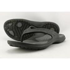 Crocs Men's Classic Flip Thongs by Anaconda 8 Black