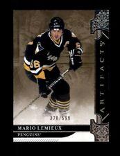 2019-20 Artifacts #156 Mario Lemieux LEG 320/599 (ref 101810)