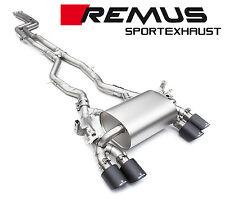 REMUS Full Exhaust System BMW M4 / M3 2014 Onwards
