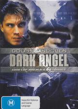Dark Angel NEW PAL Cult DVD Dolph Lundgren C. Baxley