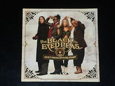 CD SINGLE - THE BLACK EYED PEAS - DON'T PHUNK WITH MY HEART - 2005