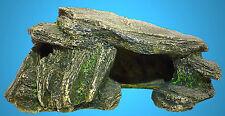 Aquarium Deko 🍀 HÖHLE 🍀 Felsen Terrarium Zubehör Steine Dekoration Versteck