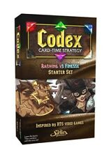 CODEX jeu de carte-Starter Set bashing vs Finess