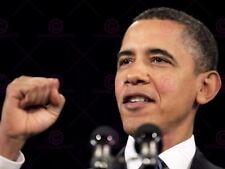 Photography Portrait Barack Obama President USA Canvas Art Print