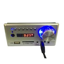 Mp3 Decoder Board 3W Stereo Digital Power Amplifiers Usb Sd Fm Aux Decoding
