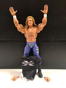 WWE Mattel Triple H Elite Series #86 Figure loose