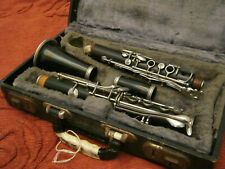 More details for  boosey & hawkes marlborough clarinet for spares or repairs..
