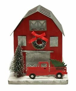 Rustic Red Barn - Vintage Pickup Truck (Farmhouse) Sonoma Electric Wax Warmer