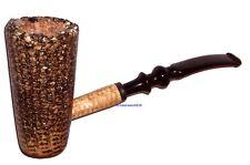 Original Missouri Corn Cob Freehand Extra Large Bent Pipe NEW