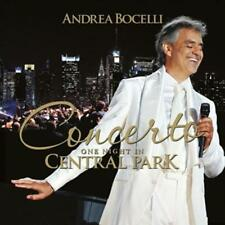 Andrea Bocelli-Concerto: One Night in central park (remastered) - CD NEUF