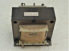 Mains transformer 240V input , output 45V @ 500mA