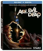 Ash vs Evil Dead: Season 3 (Blu-ray Disc, 2018) New, Free Shipping