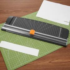 Portable Mini A4 Precision Paper Trimmer for DIY Scrapbook Photo Cutter Mat Tool