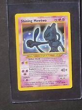 Pokemon SHINING MEWTWO 109/105 - NEO DESTINY SET HOLO - (PL)
