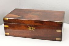 Rosewood Antique display and presentation box f. wooden wand like Harry Potter's