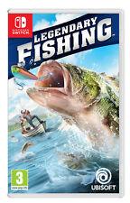 Ubisoft 3307216079316bc - Legendary Fishing Switch