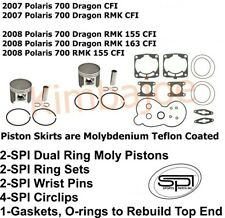 CFI LX TOURING SPI 09-711298 Spi Full Gasket Set W//oil Seal Polaris HO IQ