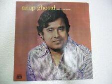 SONGS OF KAZI NAZRUL ANUP GHOSAL 1977 RARE LP RECORD vinyl india BENGALI vg+