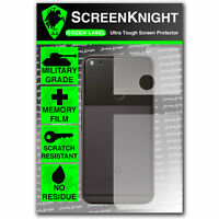 "ScreenKnight Google Pixel XL (5.5"") BACK SCREEN PROTECTOR - Military Shield"